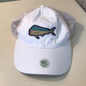 Southern Fried Cotton Trucker Hat NWT